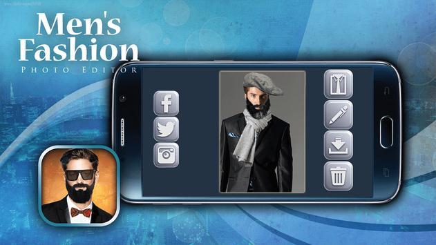 Men's Fashion Photo Editor screenshot 2