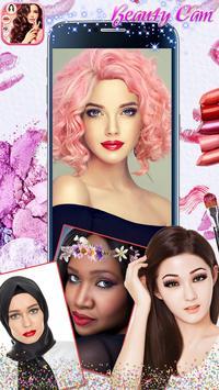 Beauty Cam Makeover apk screenshot