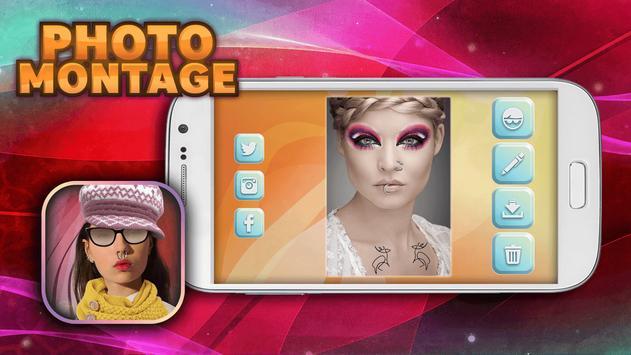 Photo Montage screenshot 2
