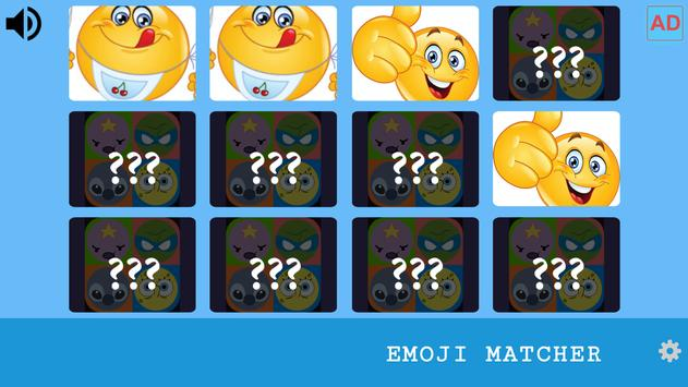 Emoji Memory Challenge 004 screenshot 1