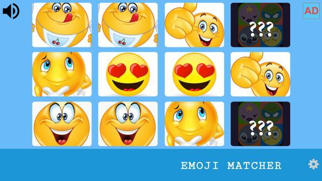 Emoji Memory Challenge 004 screenshot 2