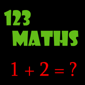 123 Maths Speed icon
