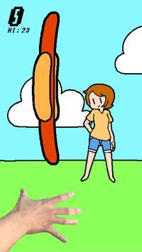 Hotdog Catch screenshot 1