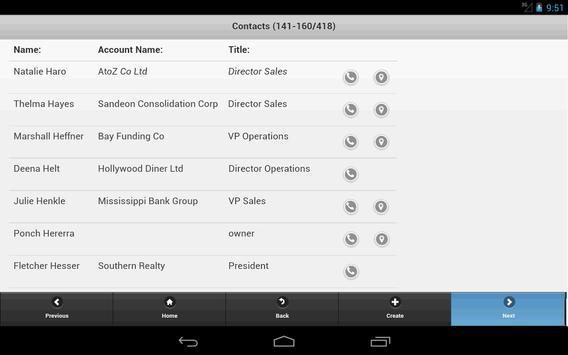 QuickCRM for SugarCRM/SuiteCRM apk screenshot