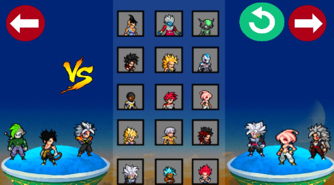 Super saiyan warriors S for Android - APK Download