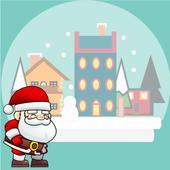 Tiny Santa icon