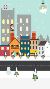 Tiny Santa poster