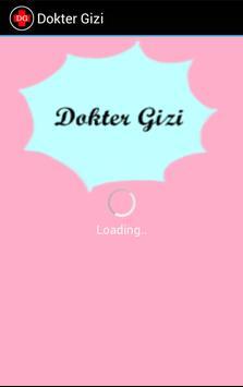 Dokter Gizi poster