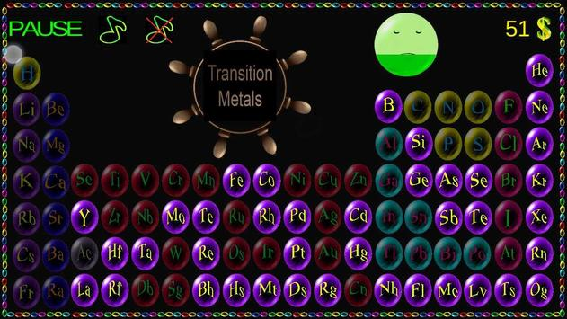 Periodic table game 2018 for android apk download periodic table game 2018 screenshot 3 urtaz Gallery