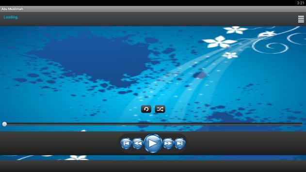 Abu Muslimah screenshot 2