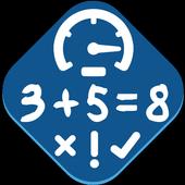 Maths Games Kids icon