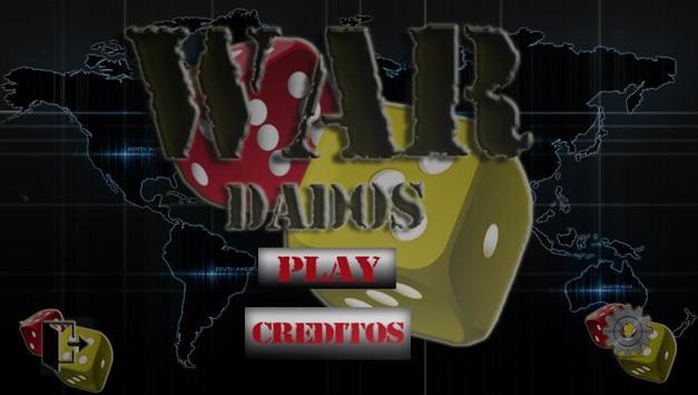 War Dados Free poster