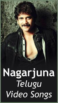 Nagarjuna Hit Songs - Telugu New Songs poster