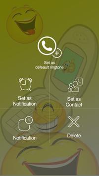 Nada SMS Lucu Terbaru apk screenshot
