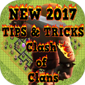 Guide For Clash Of Clans Tips 2017 icon