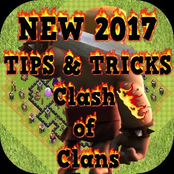 Guide For Clash Of Clans Tips 2017 poster