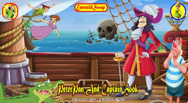 EmeraldSwap For Peter Pan And Captain Hook poster