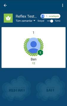 Reflex Test screenshot 23