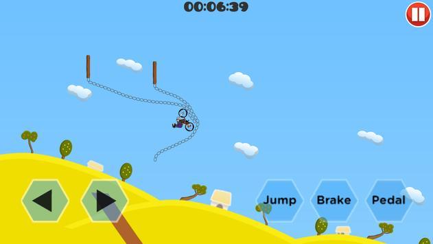 Mountain Bike Free Style apk screenshot