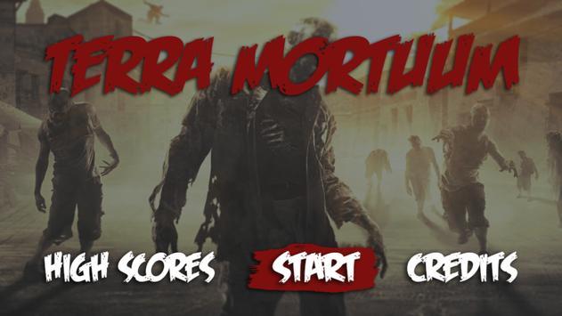 Terra Mortuum poster