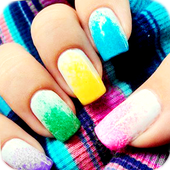 Nail Art Designs For Girls icon