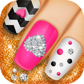 Nail Manicure Games For Girls icon