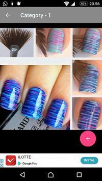 Nail Design Step by step screenshot 22