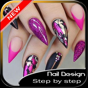 Nail Design Step by step screenshot 4