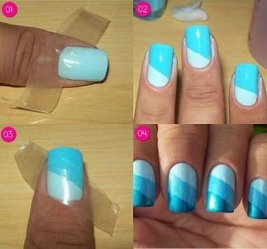 Nail Design Step by step screenshot 9
