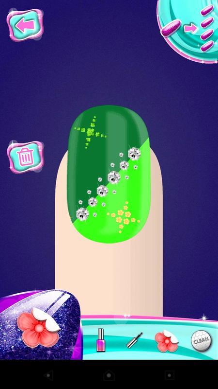 Manicura De Uñas - Juegos De Manicura Para Niñas for Android - APK ...