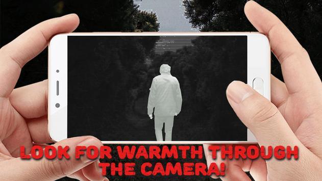 Sniper Thermal Vision: FPS Shooter Camera screenshot 1