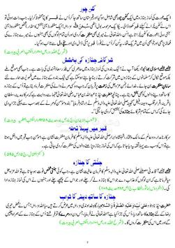 Namaz-e-Janaza Ka Tariqa apk screenshot
