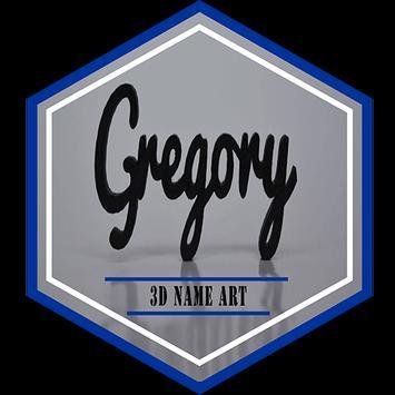 3D Name Art screenshot 1
