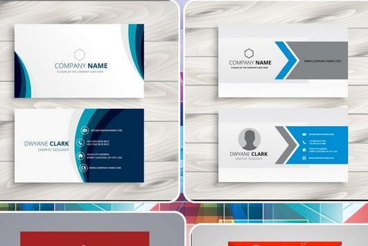 Name Card Design screenshot 1