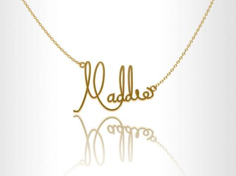 Name Necklace Ideas screenshot 3