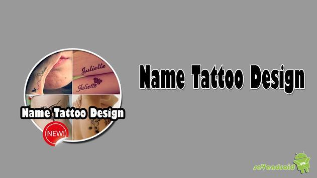 Name Tattoo Design screenshot 1