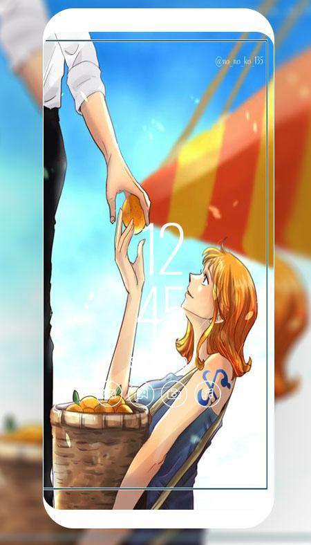 Cool Nami Hd Wallpaper For Android Apk Download