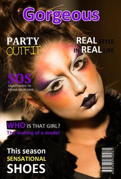 Love Day Magazine Cover Editor apk screenshot