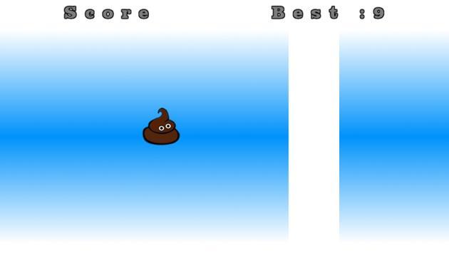 Flying Poo Delight apk screenshot