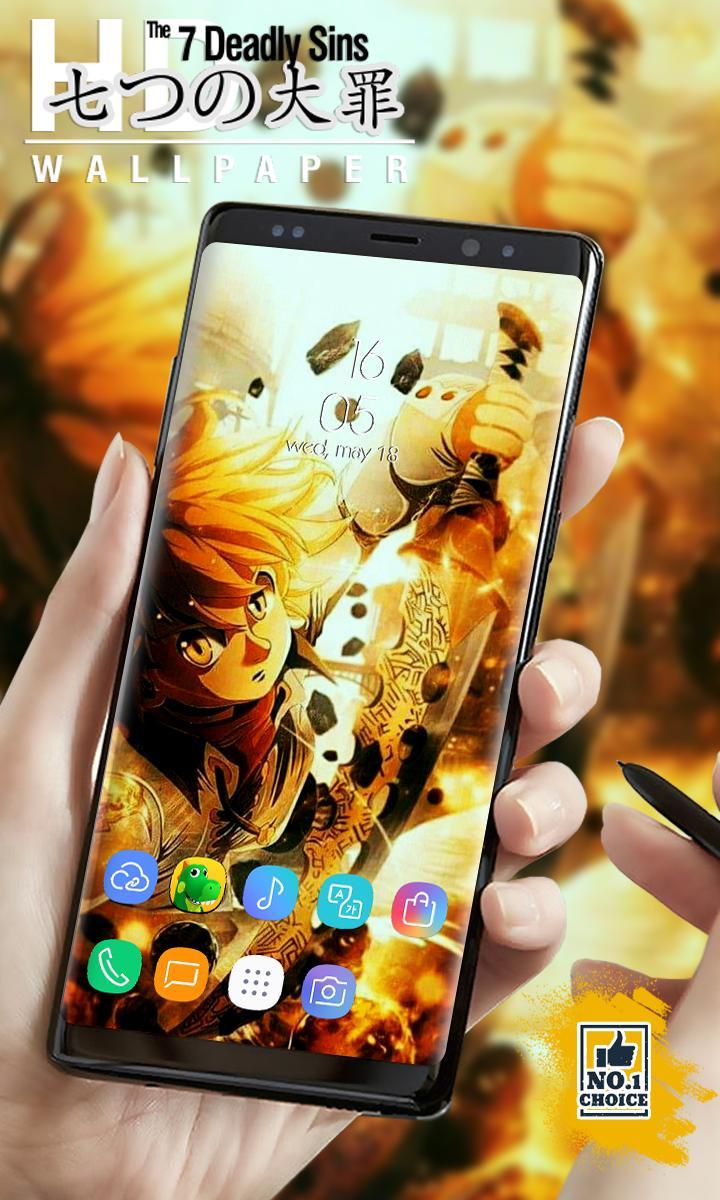 Android 用の アニメ 七つの大罪 壁紙hd Apk をダウンロード