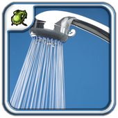 Cool Shower Heads Design icon