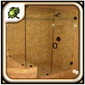 Corner Glass Shower Doors icon