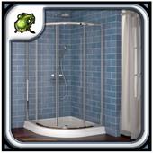 Corner Shower Stalls Design icon