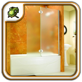 Frosted Glass Shower Doors icon