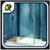 Glass Shower Stalls Design icon