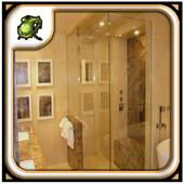 Single Shower Doors Design icon