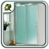 Sliding Shower Screens Design icon