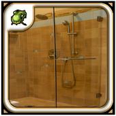 Tile Shower Enclosures Design icon