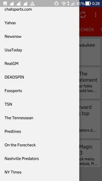 Nashville Predators All News screenshot 7