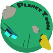 Planet Zoom icon